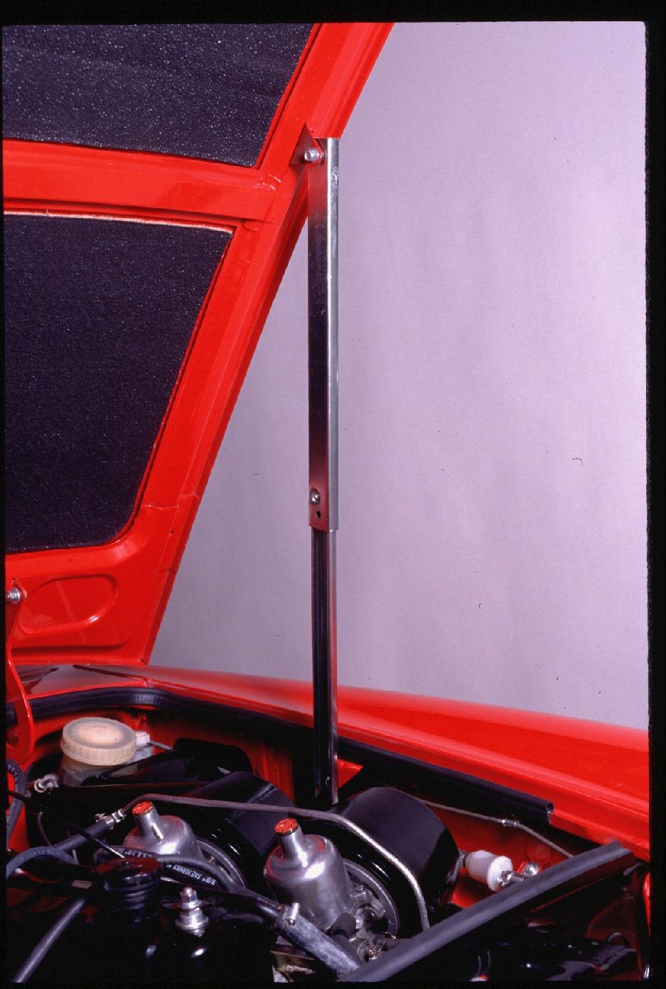 Dual gas prop kit MGB boot trunk 72-80