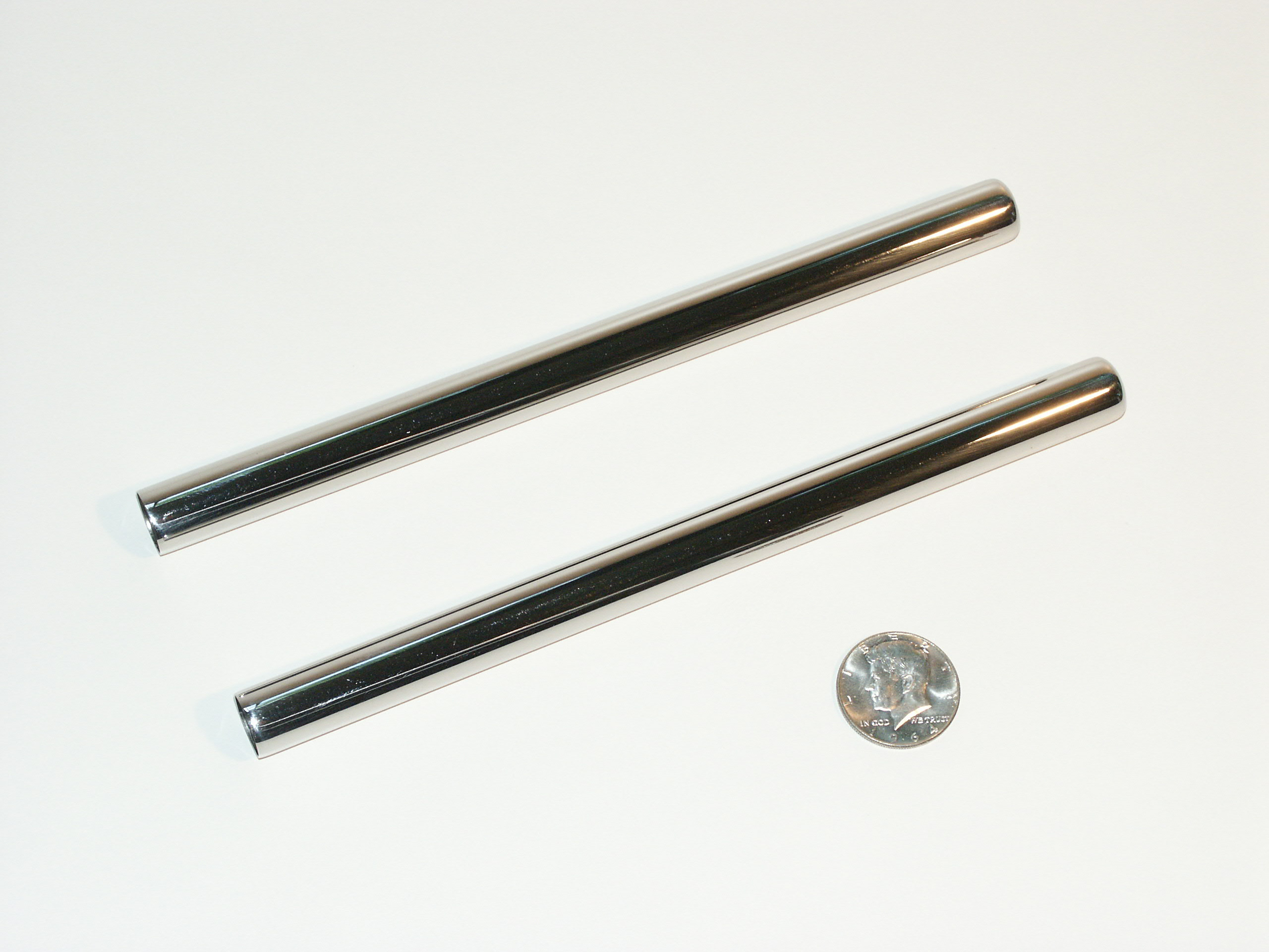 Bright Stainless Strut Covers for MGB