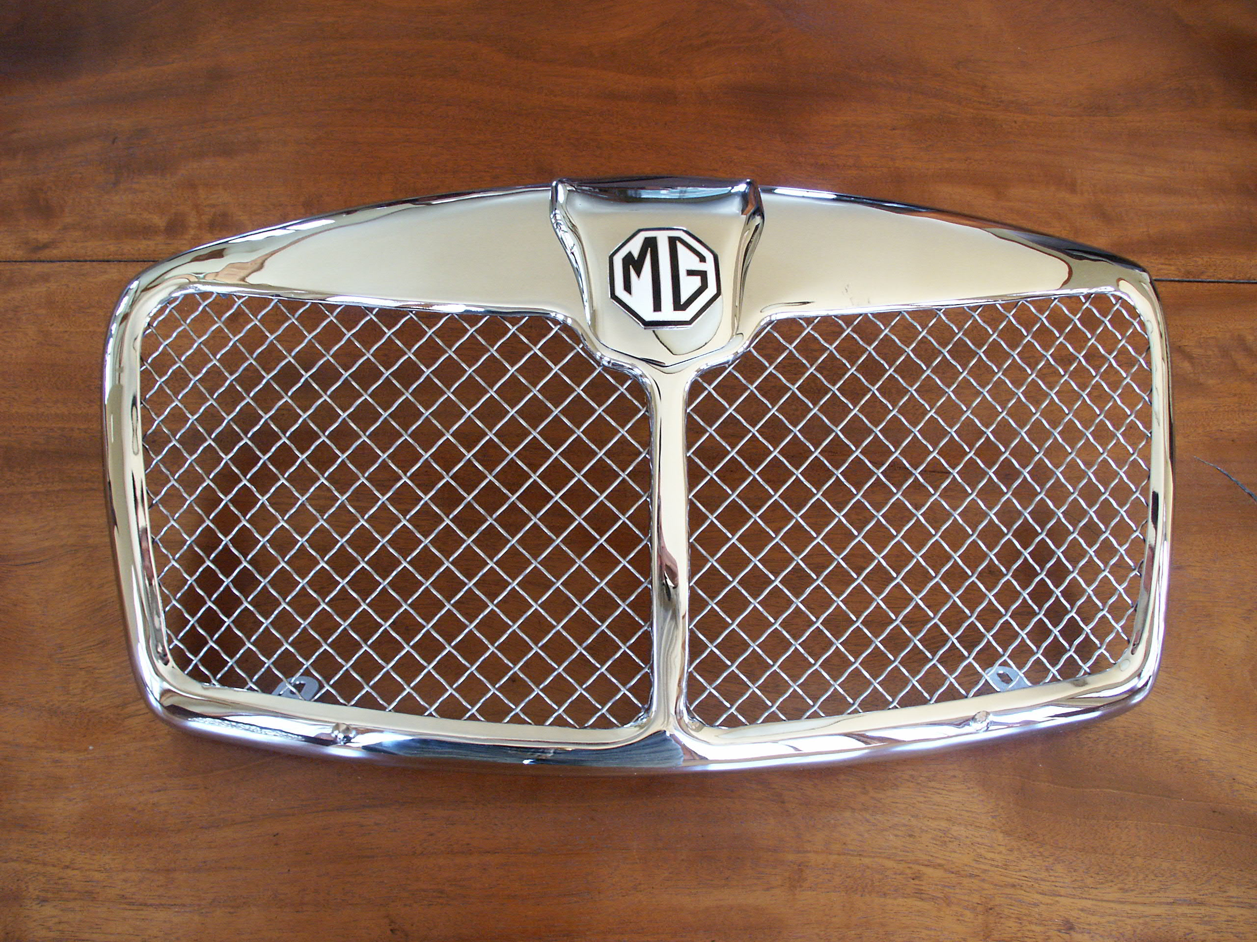 Lightweight Mesh Grille Kit for MGA Mk1