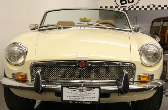 Mesh Grille Insert For '62-'74 MGB