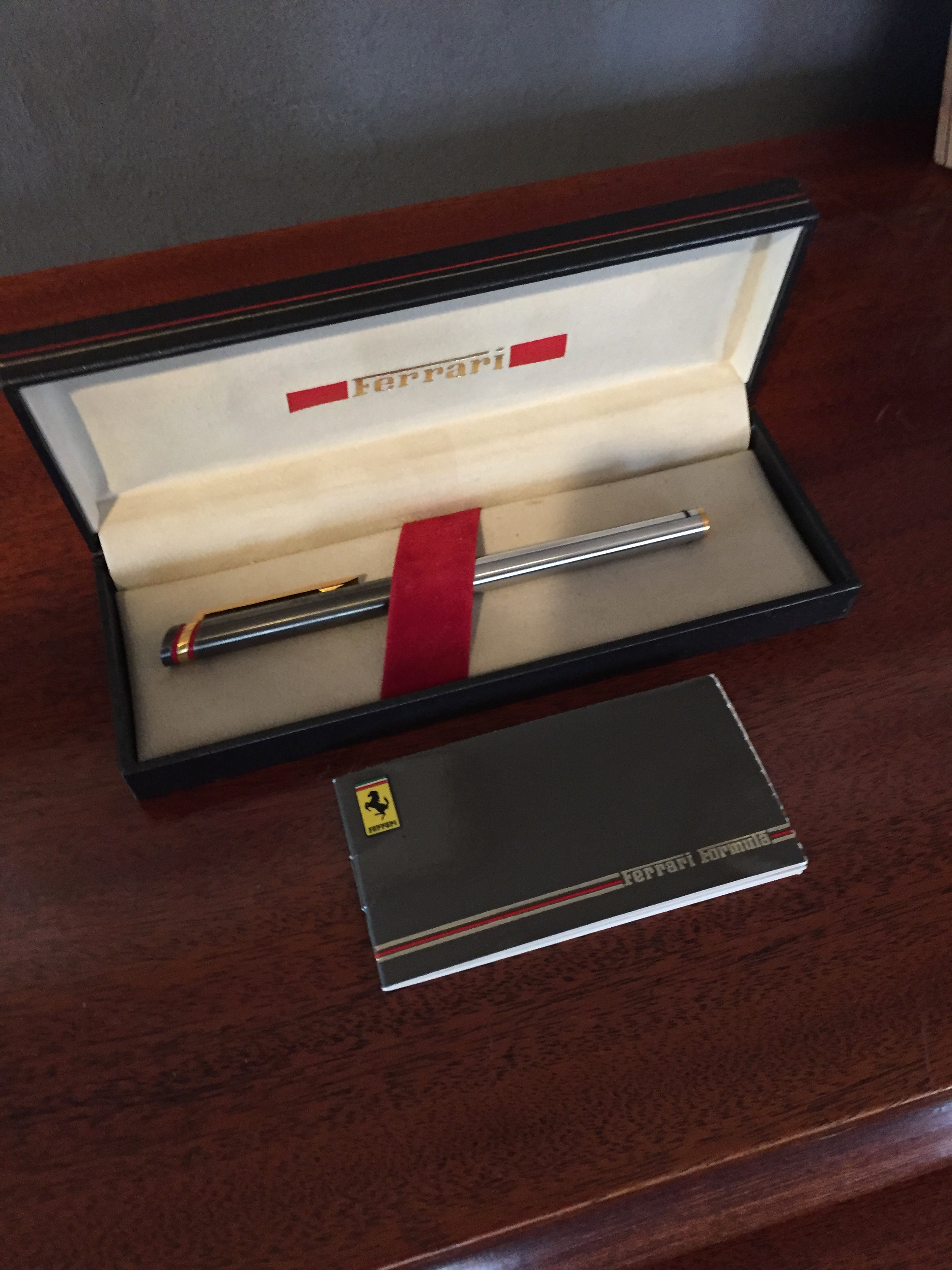 Vintage Ferrari Fountain Pen (One Available)