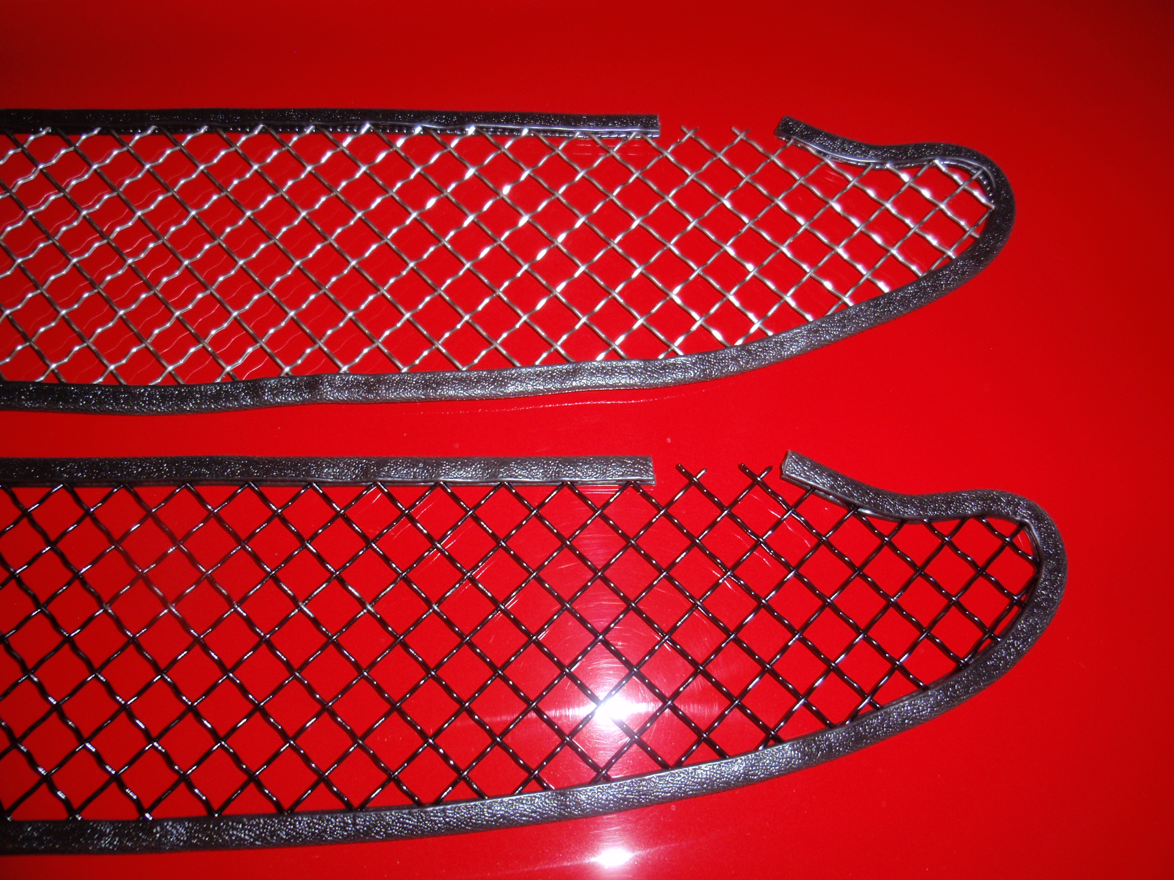 Clark inc stainless steel wire mesh grille