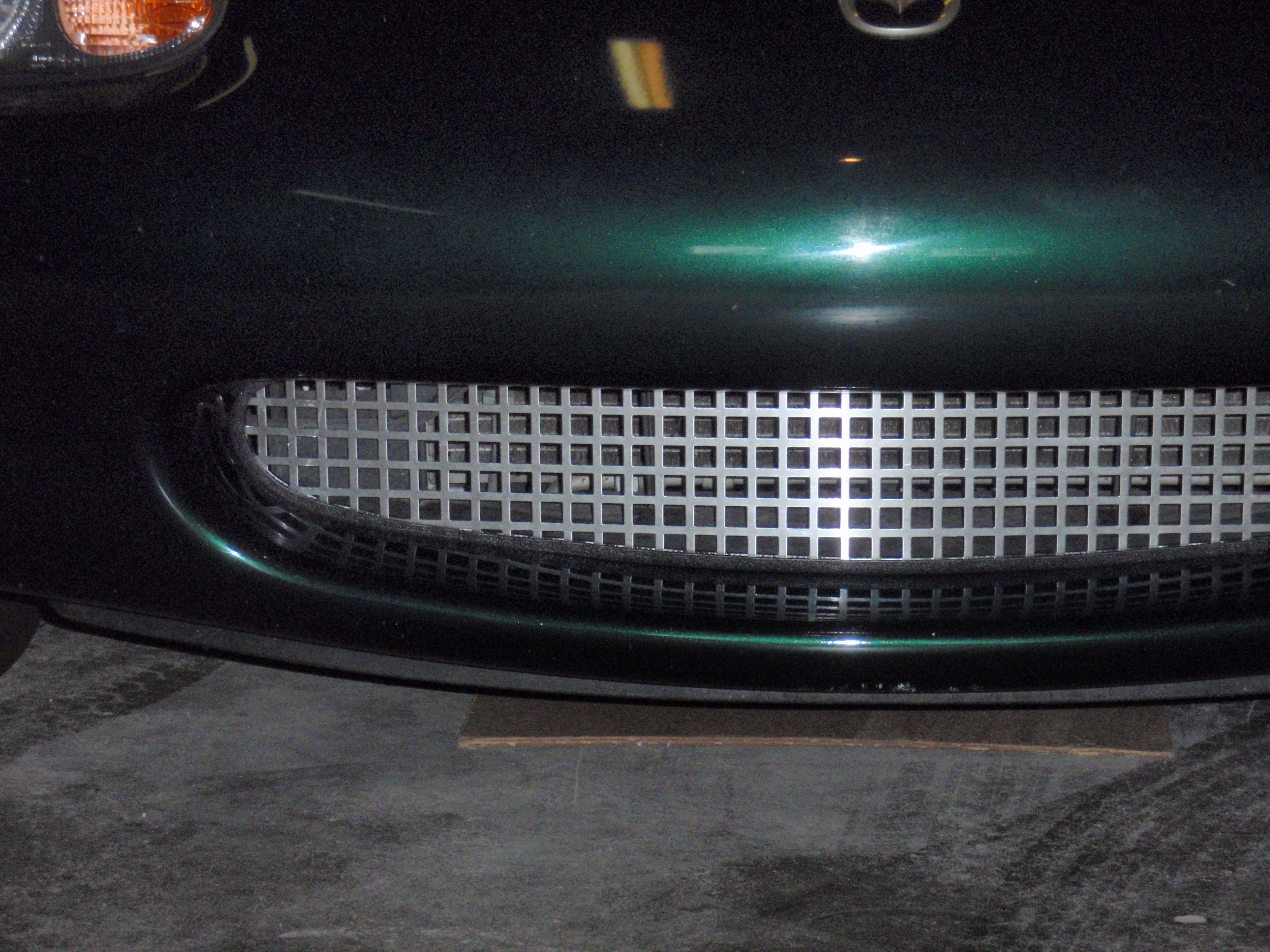 Lightweight Aluminum Square Pattern Grille
