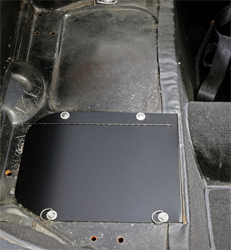 Quick-Lift Battery Cover For 1974.5 - 1980 MGB's