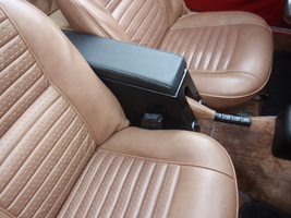 Center Console for TR250, TR6, TR4A
